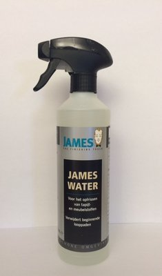James water, 500 ml.